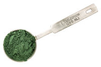 blue green algae powder