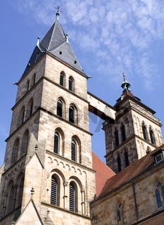 St. Dionys-I-Esslingen-Deutschland