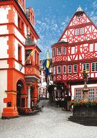 Altstadt mit Rathaus in Bernkastel-Kues