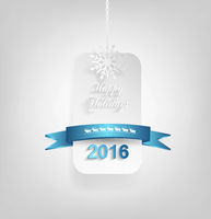 New Year Holiday Background