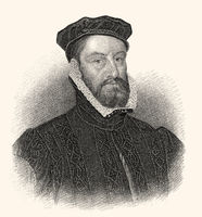James Stewart, 1st Earl of Moray, c. 1531-1570, was Regent of Scotland