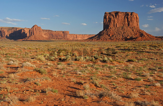 Butte - Monument Valley / Utah