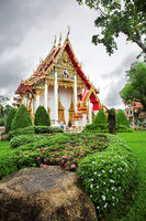 Wat Chalong Buddhist temple