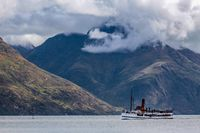 Steamship TSS Earnslaw