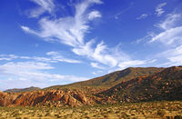 landscape at Erongo mountains, Namibia