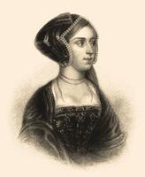 Anne Boleyn, 1501-1536, Queen of England