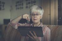 One Senior deletes the World Wide Web