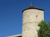 Hanover - Beguines Tower, old town fortification
