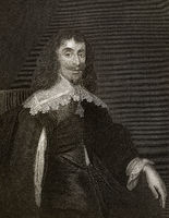 Arthur Capell, 1st Baron Capell of Hadham, 1608-1649, an English politician