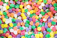 Multi-Colored Gum Drops