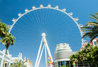 High Roller from LINQ promenade