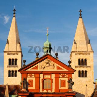 St.George's Basilica in Prague