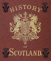 The history of Scotland, title of a history book, 19th century