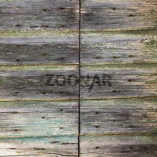 Altes morsches Holz als Hintergrund