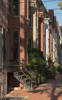 Townhouse Neighborhood in Frederick