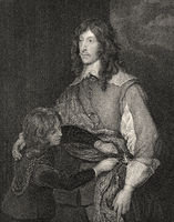 George Goring, Lord Goring, 1608-1657, an English Royalist soldier