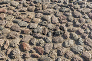 Kopfsteinpflaster   cobblestones