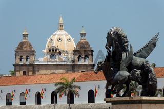 Kathedrale von Cartagena de Indias