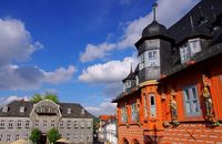Goslar Markt - Goslar town square 02