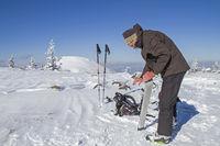 Hirschbergtour im Winter