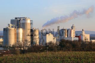 Produktionsanlagen Chemie