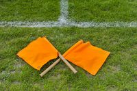 Flags for linesman