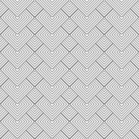 Retro seventies square background