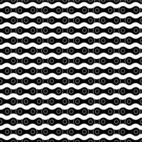 bike black chain seamless background