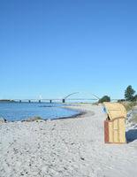 Fehmarnsund Bridge,Fehmarn,baltic Sea,Germany