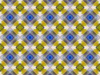 colorful seamless mandala design