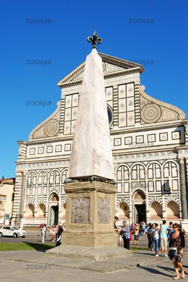 Church of Santa Maria Novella in Florence