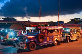 Jeepneys, Philippines public transport