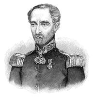 Louis-Eugène Cavaignac, 1802 - 1857, a French general