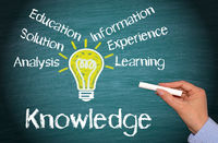 Knowledge and Education Concept