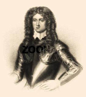 Henry Spencer, 1st Earl of Sunderland, 3rd Baron Spencer of Wormleighton, c. 1620- 1643, an English peer