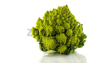 romanesco or green cauliflower