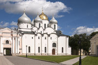Saint Sophia cathedral in Kremlin