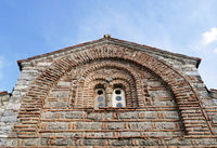 Details of the church of St. John at Kaneo