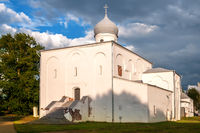 Novgorod. Church of the Assumptio