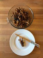 Chinese Spicy Chicken Feet