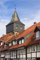 Hildesheim - Kehrwieder Tower