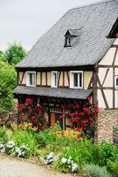 Bäuerliches Fachwerkgebäude