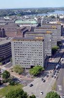 Hamburg City Hochhäuser