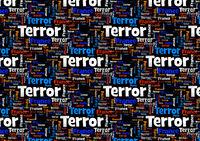 Terror France Paris White