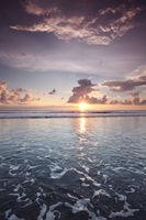 Sunset on Bali