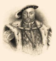 Henry VIII,  1491-1547, King of England,