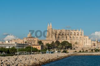 Cathedral,Kathedrale,Palma de Mallorca,