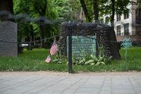 Boston - Samuel Adams Memorial