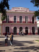 Matanzas - Hotel Teatro Velasco