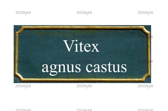 shield vitex agnus castus